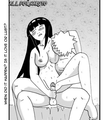 All For Naruto 3 - I Love You Porn Comic 001