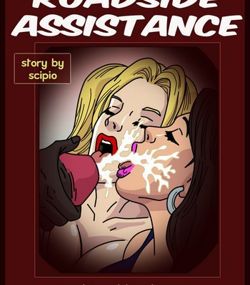 Porn Comics - Roadside Assistance Porn Comic