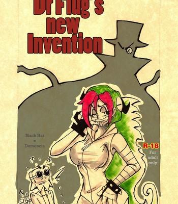 Porn Comics - Dr Flug's New Invention Cartoon Porn Comic