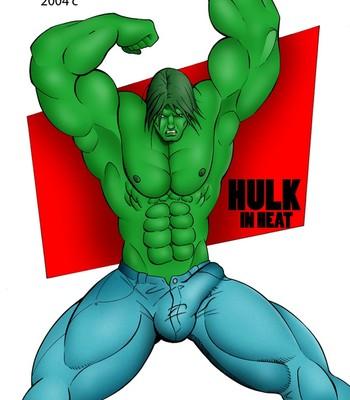 Hulk In Heat Porn Comic 001