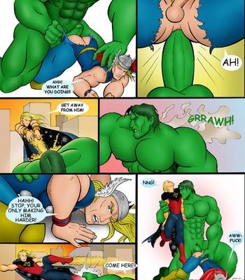 Hulk In Heat Porn Comic 003
