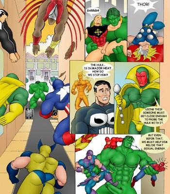 Hulk In Heat Porn Comic 004