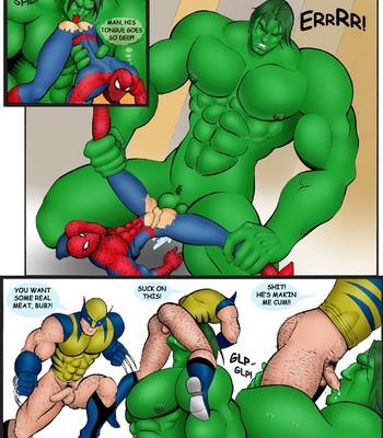 Hulk In Heat Porn Comic 005
