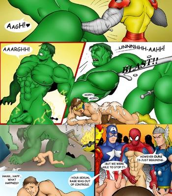 Hulk In Heat Porn Comic 008