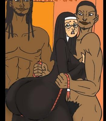 Sister O'Malley 2 Porn Comic 001