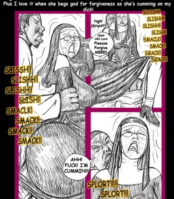 Sister O'Malley 2 Porn Comic 004