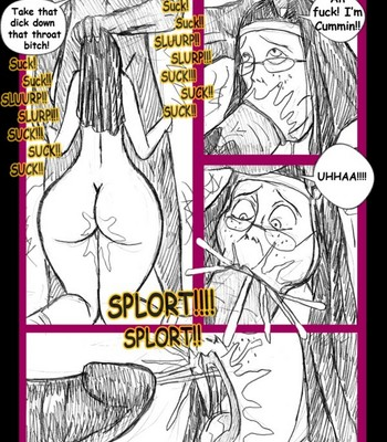 Sister O'Malley 2 Porn Comic 010