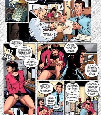 Daily Bulge Porn Comic 002