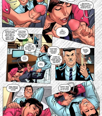 Daily Bulge Porn Comic 004