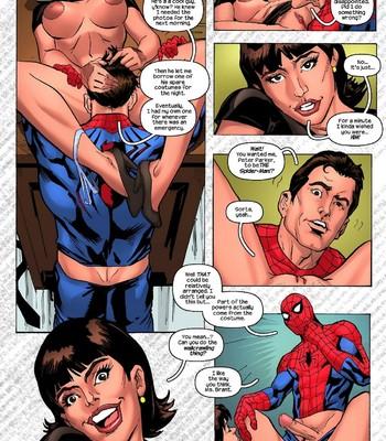 Daily Bulge Porn Comic 007