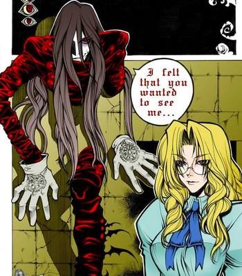 Crimson - Alucard x Integra Porn Comic 003