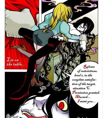 Crimson - Alucard x Integra Porn Comic 006