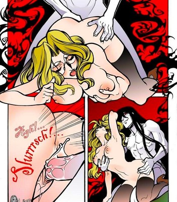 Crimson - Alucard x Integra Porn Comic 010