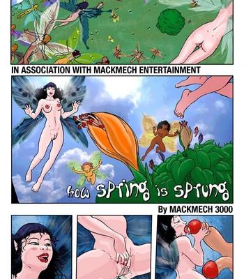Porn Comics - How Spring Is Spring Porn Comic