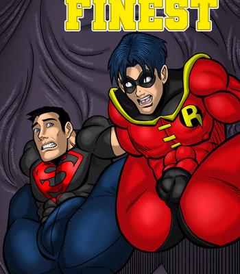 Porn Comics - World's Finest Cartoon Porn Comic
