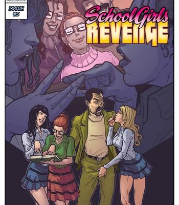 Porn Comics - Schoolgirls Revenge 5 Porn Comic