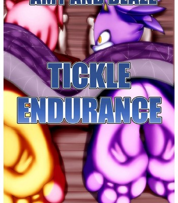 Porn Comics - Amy And Blaze – Tickle Endurance PornComix