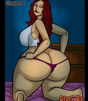 Porn Comics - I Love My Black Son 4 Sex Comic