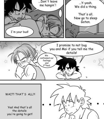 Sleepover Fun Porn Comic 027