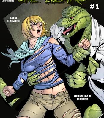 Porn Comics - She Lizard 1 Porn Comic