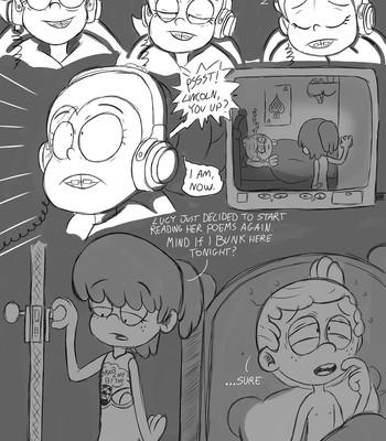 The Loud House 2 Porn Comic 032