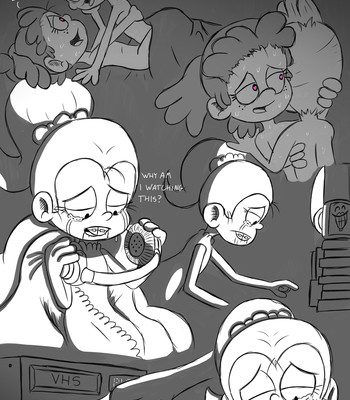 The Loud House 2 Porn Comic 039