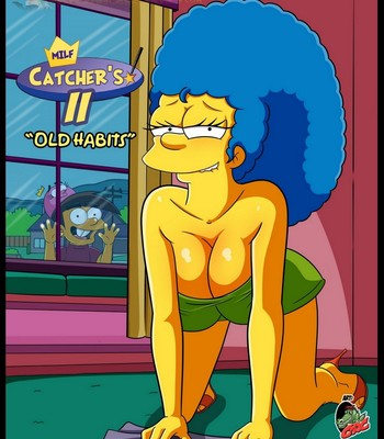 Porn Comics - Milf Catcher's 2 Sex Comic