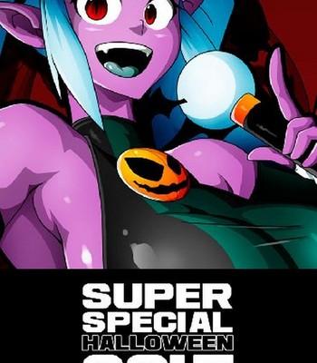 Porn Comics - Super Special Halloween 2015 Sex Comic