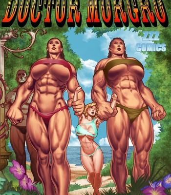 Porn Comics - The Island Of Doctor Morgro 1 Cartoon Porn Comic