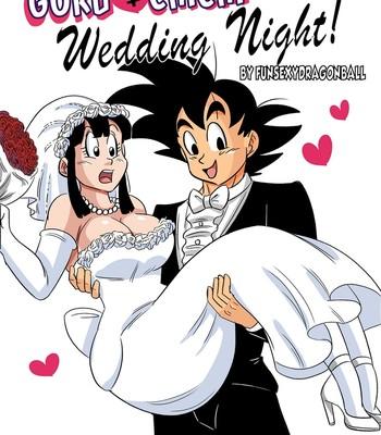 Porn Comics - Wedding Night Porn Comic