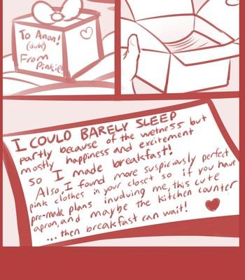 Pinkie Pie's Sleepover Quest Porn Comic