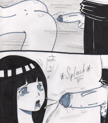 Sasuhina The Last Porn Comic 006