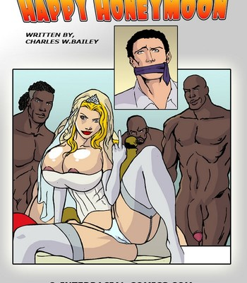 Porn Comics - Happy Honeymoon Cartoon Porn Comic