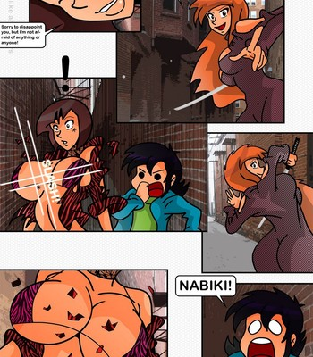 A Day Like Any Others - The (mis)adventures Of Nabiki Tendo 7 Porn Comic 019