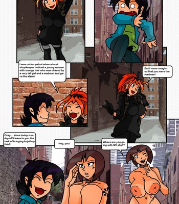 A Day Like Any Others - The (mis)adventures Of Nabiki Tendo 7 Porn Comic 030