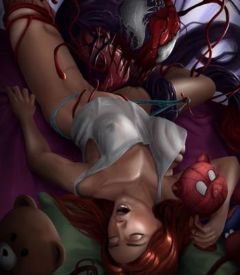 Porn Comics - Sexual Symbiotes 2 – Ties That Bind Porn Comic