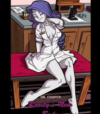 Porn Comics - Dr Cooper – Rarity's New Body PornComix