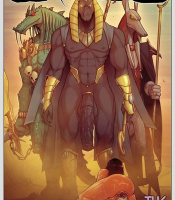 Tales Of Osira - In The Shadow Of Anubis 2 Sex Comic