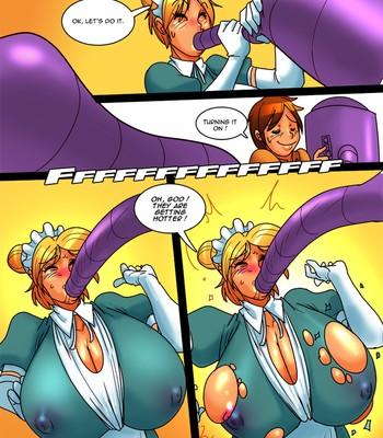 Filthy Donna 26 Porn Comic 006