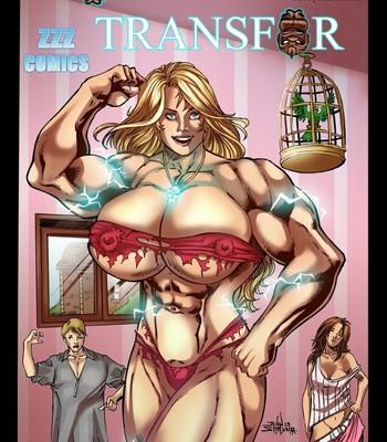 Porn Comics - Nozama Transfer 1 Sex Comic
