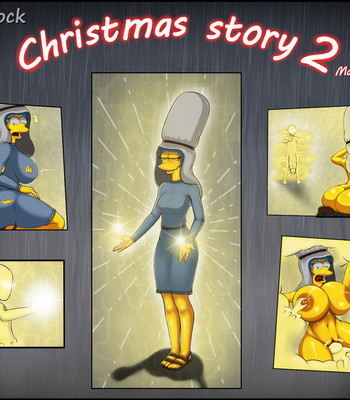 Porn Comics - Christmas Story 2 Cartoon Porn Comic