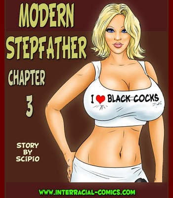 Modern Stepfather 3 Porn Comic 001