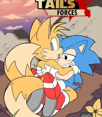 Porn Comics - Tails Forces Sex Comic