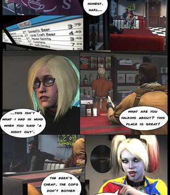 Date Night Porn Comic 011