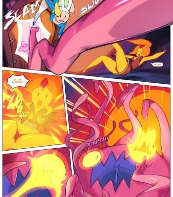 Adventure Time - Inner Fire Porn Comic 005