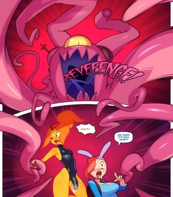 Adventure Time - Inner Fire Porn Comic 020