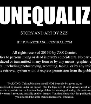 Porn Comics - The Unequalizer 2 Cartoon Porn Comic