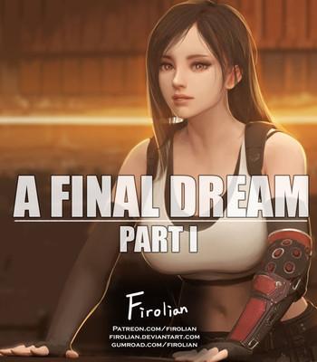 Porn Comics - A Final Dream 1 Cartoon Porn Comic