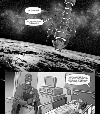 Porn Comics - JL Forsaken Souls 2 – All Along The Watchtower Cartoon Porn Comic