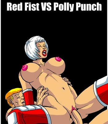 Porn Comics - Omega Fighters 3 – Red Fist VS Polly Punch PornComix